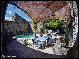 maison a st marcel d39ardeche a louer pour 9 personnes With delightful location vacances ardeche avec piscine 1 louer un maison de vacances avec piscine