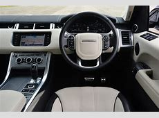 Range Rover Sport 2013 pictures Auto Express