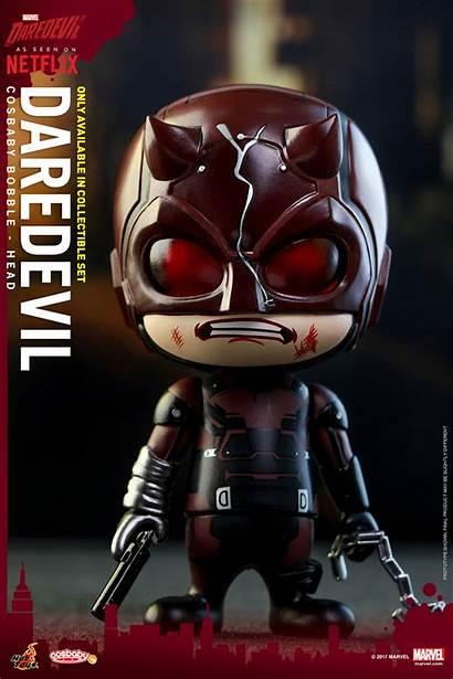 Daredevil Cosbaby Toys Marvel Bobble Heads Elektra