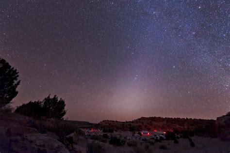 zodiacal light  false dawn
