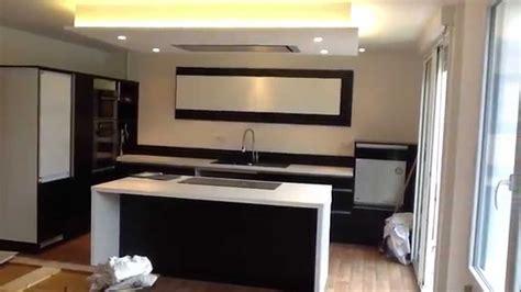 cuisine et plafond