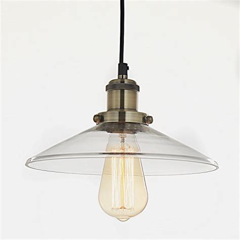 l shade 9 inch height sparksor pendant light hanging glass shade ceiling mounted