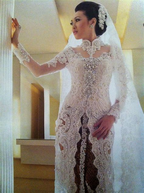 images  kebaya lace  pinterest clothing