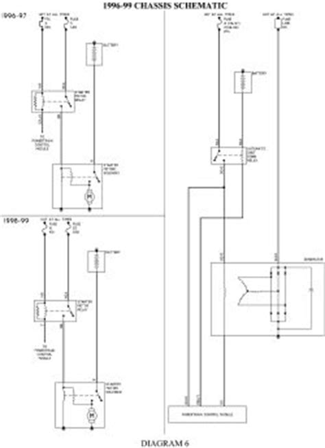 Wiring Diagram 1996 Plymouth Voyager by Repair Guides