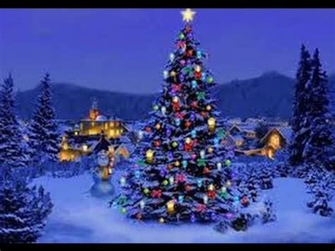 foto pohon natal indah  dunia youtube