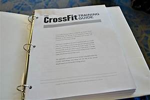 Crossfit Level 1 Trainer Course  My Experience