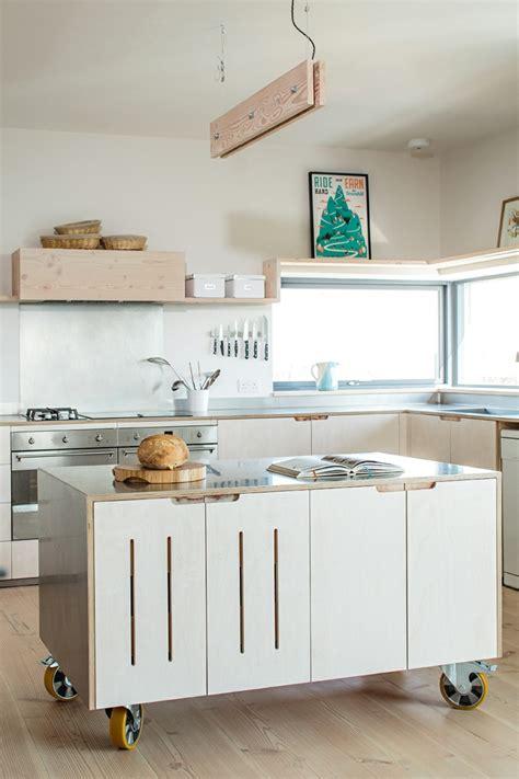 cocinas pequenas  isla  ideas en fotos  consejos