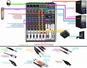 Two Pc   Ps4 Audio Mixer Setup   Destiny
