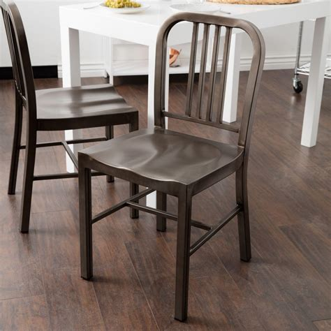 vintage dining chairs for metal vintage chair set industrial dining retro seat home 8827