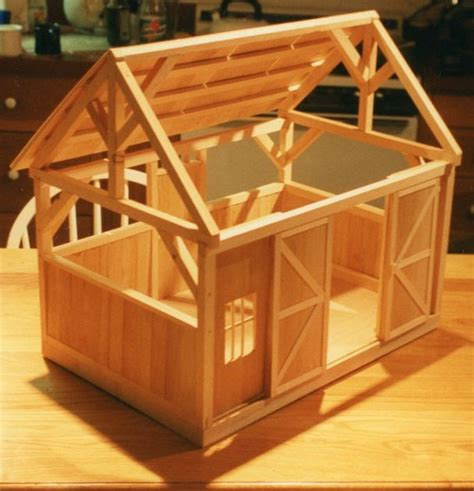 woodworking building woodworking plans toy barn