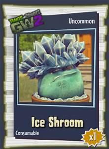 Ice-shroom (Plants vs. Zombies: Garden Warfare) | Plants ...