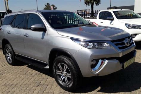 Toyota Fortuner 2019 by 2019 Toyota Fortuner 2 4gd 6 Auto Crossover Suv Diesel
