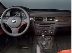 Image 2007 BMW 3Series 2door Coupe 335i RWD Dashboard