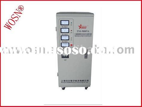 Circuit Diagram Automatic Voltage Stabilizer Servo
