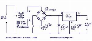 Role Of Diodes And Capacitors In The Voltage Regulator
