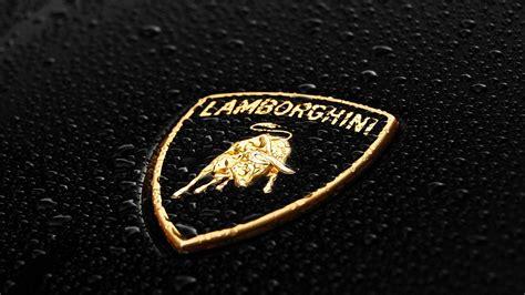 Lamborghini Car Company Logo Hd Wallpaper Of Logo