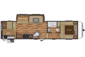 2016 hideout 295bhs floor plan 5th wheel keystone rv