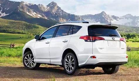 2019 Toyota Rav4 Price by 2019 Toyota Rav4 Redesign Release Price Toyota Specs