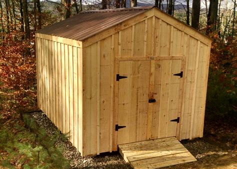 10x14 Garden Shed Plans by 10x14 Storage Shed Outdoor Sheds For Sale Wooden