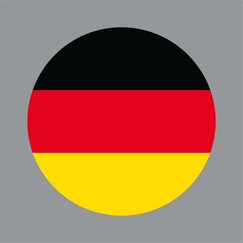 F F Deutschland by Aufkleber 10cm Rund Sticker Brd Deutschland Flagge Fahne