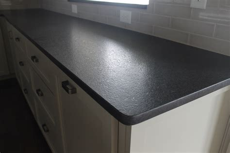Black Pearl Granit by Black Pearl Leathered Granite Our Work Kitchen Remodel