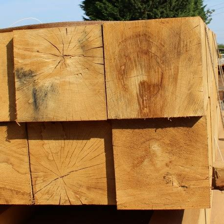 structural green oak beams mm  mm buy structural