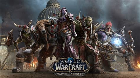 wallpaper world  warcraft battle  azeroth horde hd