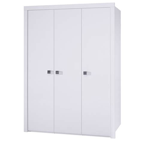 Places To Buy Wardrobes by 15 Collection Of White Three Door Wardrobes