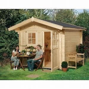 Gartenhaus Mit Vordach : weka 28 mm gartenhaus premium28 ft mit vordach 60 cm mein ~ Udekor.club Haus und Dekorationen