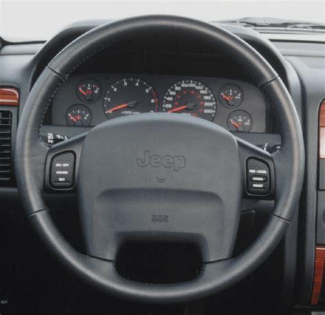 jeep xj steering wheel 00 01 grand cherokee leather steering wheel wjleatherwheel