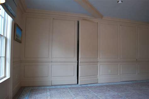 door in wall panel wainscoting raised panel walls with door 7028