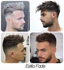 cortes de pelo modernos para hombres jovenes Peinados Lindos Y Faciles