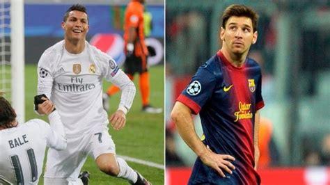 Cristiano Ronaldo superó récord de Lionel Messi   RPP Noticias