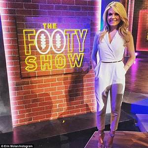Channel Nine's Erin Molan shuts down speculation | Daily ...