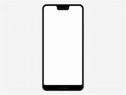Mobile Pixel Google Transparent Xl Mockup Sketch