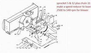 32 John Deere 42 Snowblower Parts Diagram
