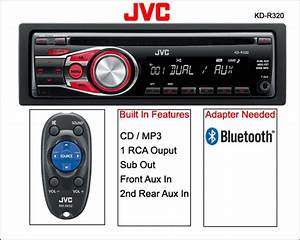 Jvc Kw R500 Car Stereo Wiring Diagram