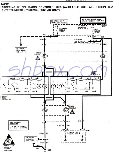1993 Buick Roadmaster Engine Diagram Wiring Schematic by Gm Backup Wiring Technical Diagrams