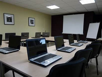 Meeting Office Computer Classroom Conference Interior Hall