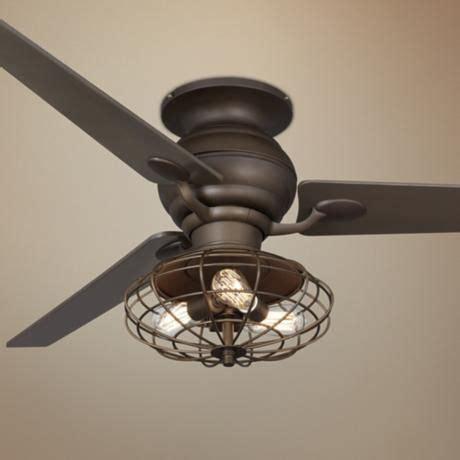 casa spyder nostalgic industrial bronze ceiling fan