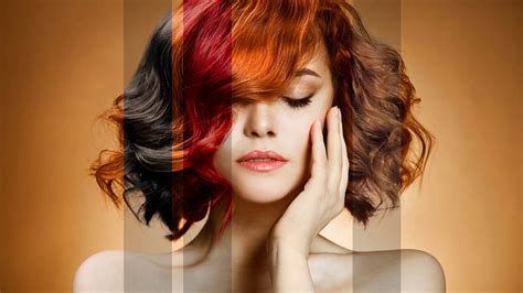 Different Hair Coloring by The Ultimate Guide To Different Types Of Hair Dye L