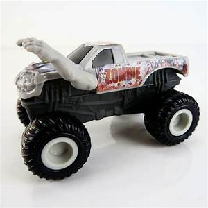 Zombie Monster Truck from the Monster Jam McDonald's Happy ...