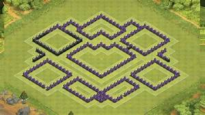 Clash Of Clans  Ultimate Th10 Defense Base