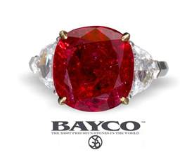 ruby diamond ring burmese ruby the lord of corundum