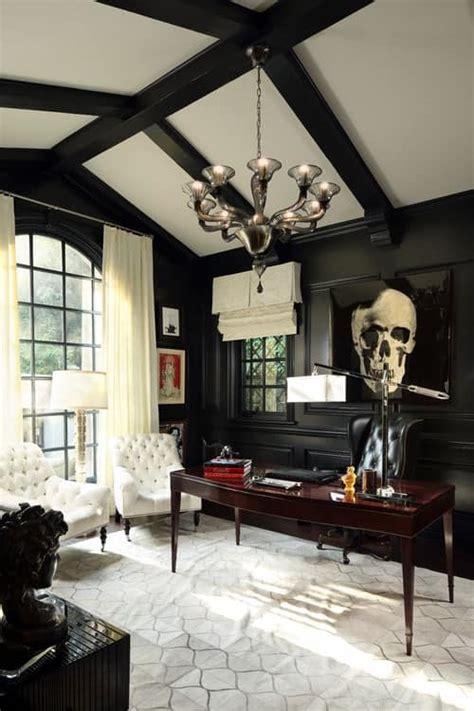 colors     black  interior design