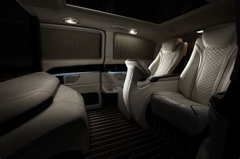 Modifikasi Mercedes V Class by Di Amerika Mercedes Ubah Nama V Class Dan Vito Menjadi Metris