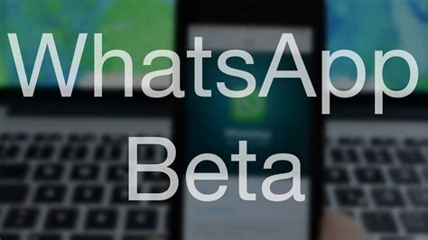 whatsapp beta 2 107 update available for android neurogadget