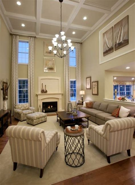 high bedroom decorating ideas decorating ideas for living rooms with high ceilings 17