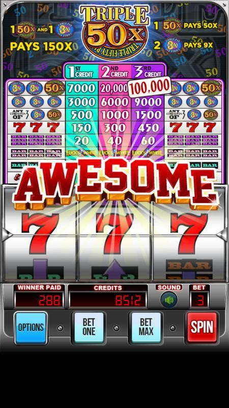 Triple 50x Pay Slot Machine Apk Download