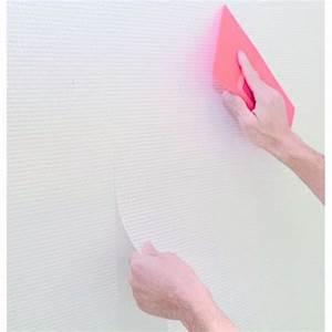 Sous Couche Toile De Verre : toile de verre autocollante peindre nov lio easyfix ~ Premium-room.com Idées de Décoration